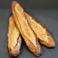Baguettes tradition graines Ma Boulangerie Café