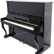 Schwarzes Klavier