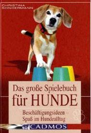 Das große Spielbuch für Hunde