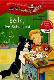 Bello, der Schulhund