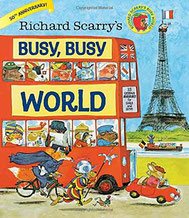 Baby Can Travel Store - Richard Scarry's Busy, Busy World