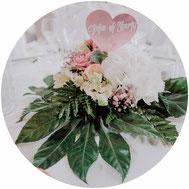 Centerpiece, New York Wedding, Blumen, Hochzeitstisch, Brauttisch, Dekoration