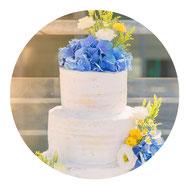 Sommer Hochzeit, Hochzeitstorte, Farbkonzept Kiehl Wedding, Hochzeitsplaner Nürneberg