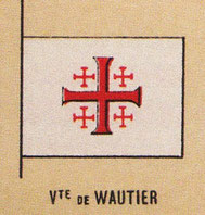 guidon de M de Wautier