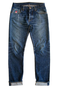 DSIDE PRODUCTS RAW SELVAGE JEANS MADE IN GERMANY