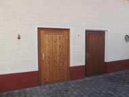 Türen aus Kiefer