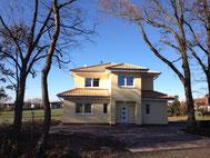 Stadtvilla in Melle-Riemsloh - Bauplanung Massivhaus