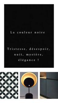 couleur noir