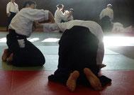 ---> Suwari wasa, travail à genoux