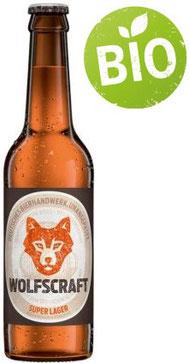 Bio Bier: Wolfscraft Super Lager