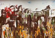 Bild Wanderung Acryl Mechthilde Gairing