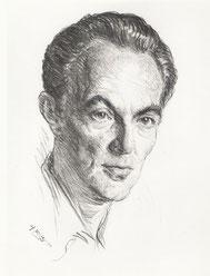 professeur François Jacob  1970