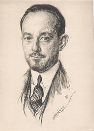 professeur Roussy  1933