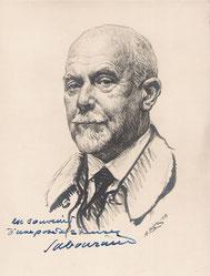 professeur Sabouraud  1933