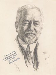 professeur Calmette   1932