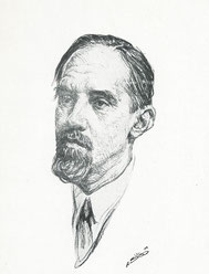 Ivan Bilibine  peintre russe 1929