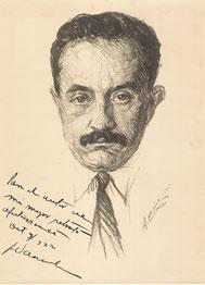 jose Vasconcelos  ecrivain argentin 1922