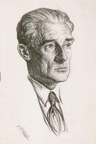 Maurice Ravel, compositeur  1929