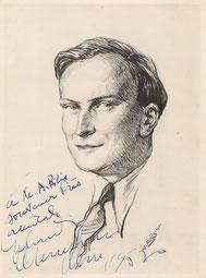 Yehudi Mehunin, musicien  1951