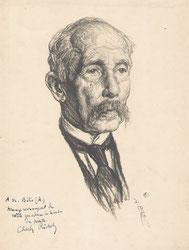 professeur Charles Richet  1930