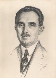 Paul Cottenot professeur medecine 1934
