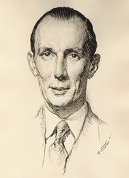 Michallon Albert ,chirurgien, maire de Grenoble 1955