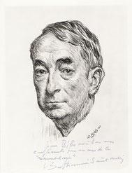 Louis Barthommé Saint André  peintre 1965