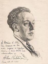 Arthur Rubinstein, musicien 1930