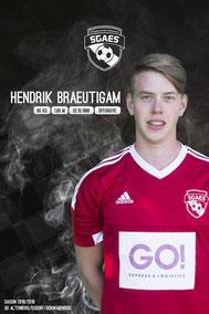 Bräutigam, Hendrik