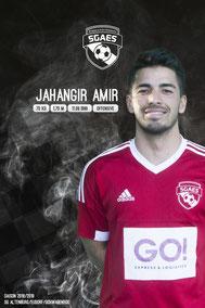 Jahangir, Amir