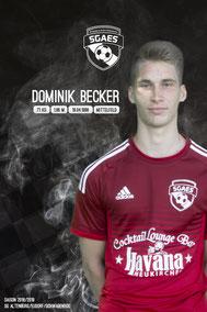 Becker, Dominik