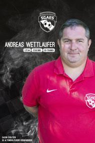 Wettlaufer, Andreas