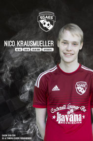 Krausmüller, Nico