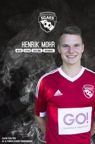 Mohr, Henrik