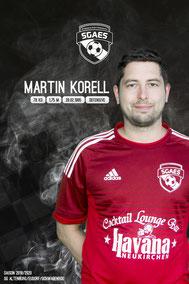 Korell, Martin