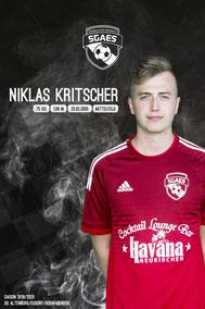 Kritscher, Niklas