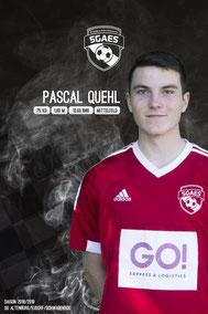 Quehl, Pascal