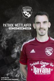 Wettlaufer, Patrick