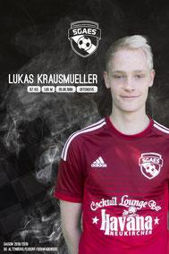 Krausmüller, Lukas
