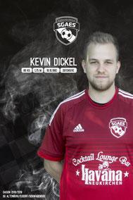 Dickel, Kevin