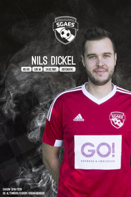 Dickel, Nils