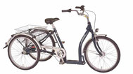 Pfau-Tec Classic Dreirad und Elektro-Dreirad für Erwachsene - Shopping-Dreirad 2017