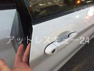 BMW320i F30型 インロック鍵開け