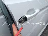 GolfTouran HU162型サイドカットキー鍵開け