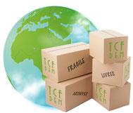 déménagement international TCFdem