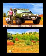 3D Screen Meine Tierstation im Outback 3D