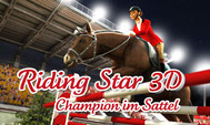 Title Screen Riding Star 3D