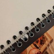Papier abgerissen Kalender Tisch