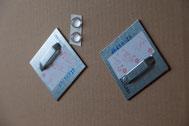 Aufhängung Standard Wandbild Saal-Digital