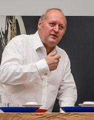 Helmut Brem, Head of Marketing und Coffee Trainer